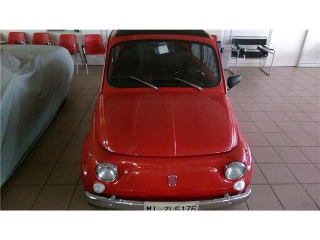 OLDTIMER Fiat 500 L Immagine 1