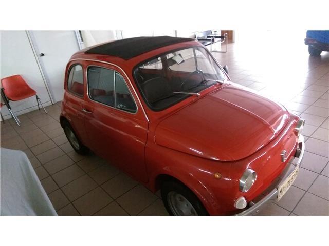 OLDTIMER Fiat 500 L Immagine 2