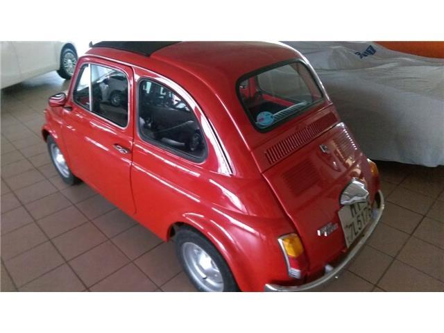OLDTIMER Fiat 500 L Immagine 4