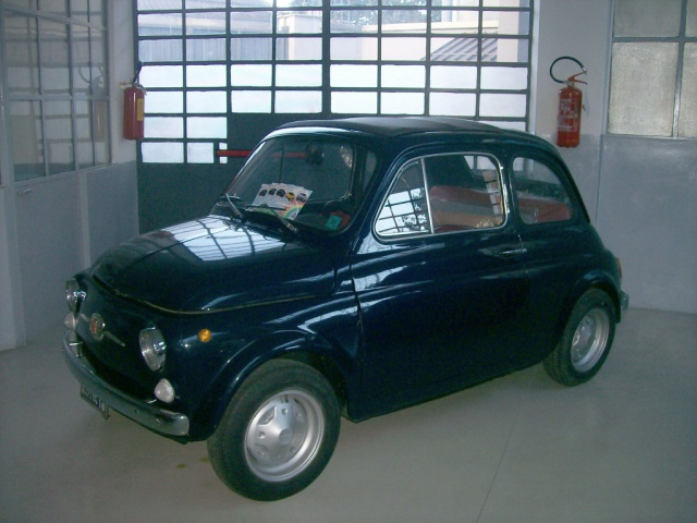 FIAT 500 FIAT 500 Immagine 2