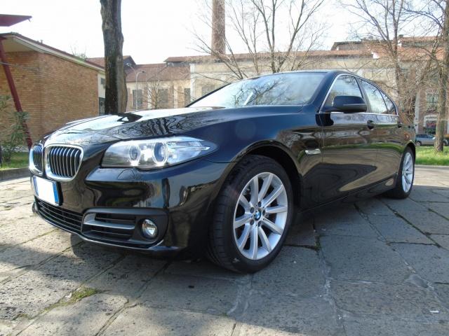 BMW 518 Nero metallizzato