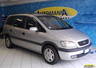 Opel zafira usato 2.2 16v dti cat elegance