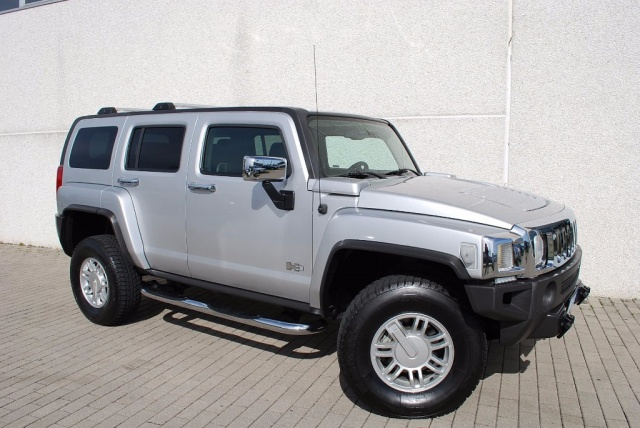 HUMMER H3 20.000 km LIMITED EDITION Immagine 3