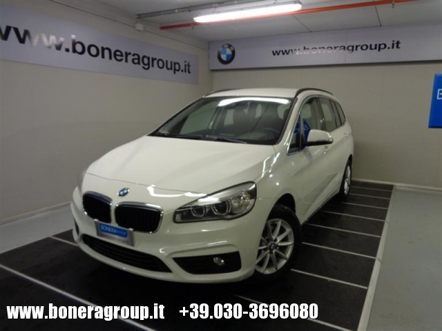 BMW 216 d Gran Tourer Advantage Immagine 0
