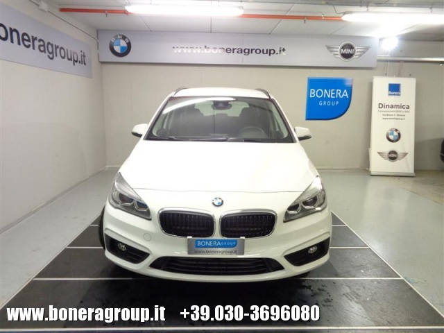 BMW 216 d Gran Tourer Advantage Immagine 1