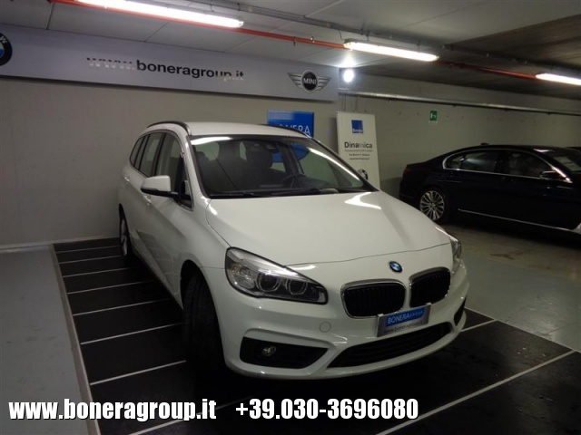 BMW 216 d Gran Tourer Advantage Immagine 2