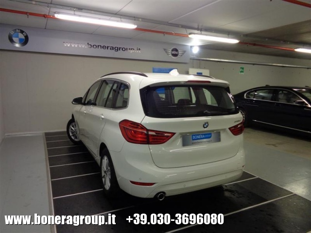 BMW 216 d Gran Tourer Advantage Immagine 4