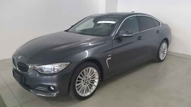 BMW 420 d xDrive Gran Coupé Luxury Immagine 0