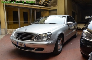 Mercedes classe s usato s 320 cdi cat