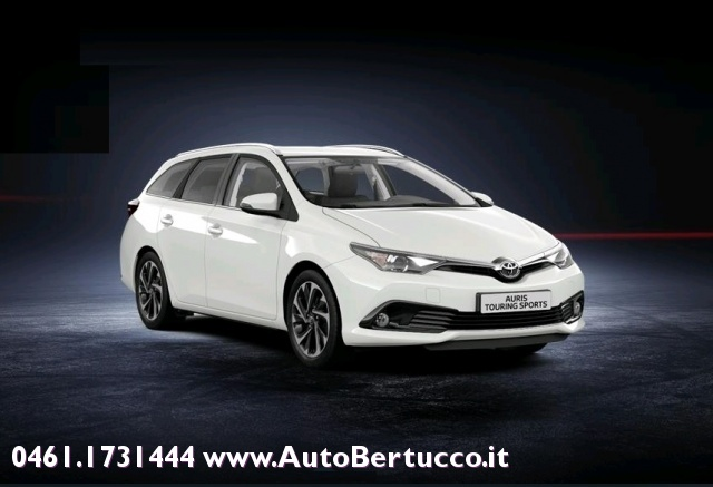 TOYOTA Auris Touring Sports 1.6 D-4D Active + Style Pack Immagine 0