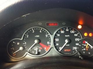 Peugeot 206 usato 2.0 16v 3p. gti