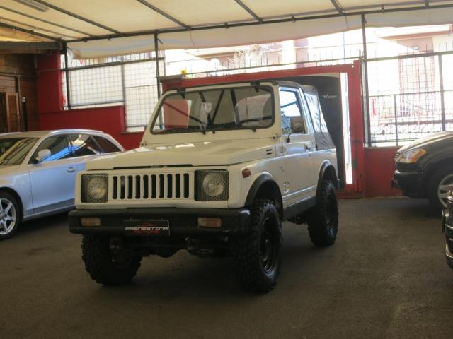 SUZUKI SJ 410 Cabriolet Sport Immagine 1