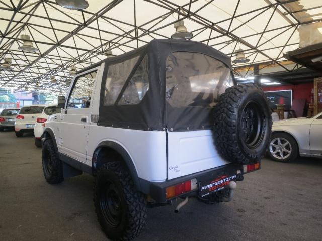 SUZUKI SJ 410 Cabriolet Sport Immagine 3