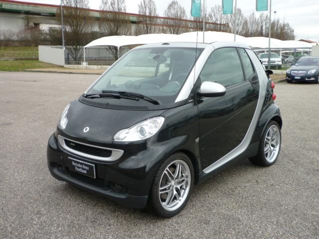 SMART ForTwo 1000 75 kW cabrio BRABUS Immagine 0