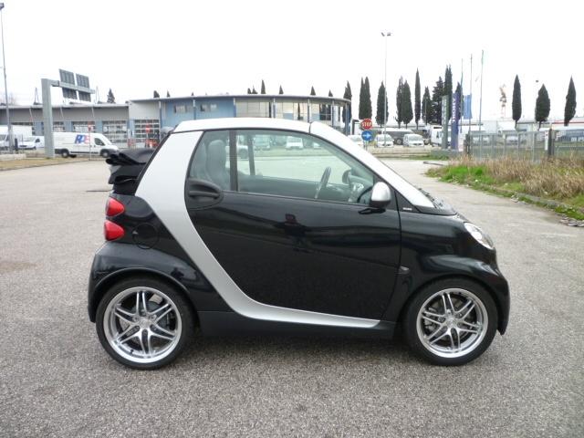 SMART ForTwo 1000 75 kW cabrio BRABUS Immagine 4