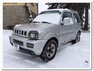 Suzuki jimny usato 1.3i 16v cat 4wd jlx più