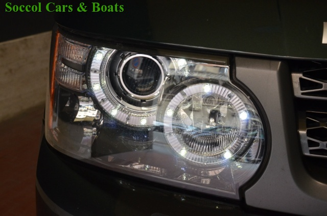 LAND ROVER Range Rover Sport 3.0 SDV6 HSE*TELECAMERA*PDC*HARMAN KARDON Immagine 3