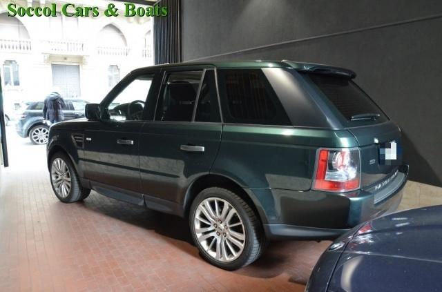 LAND ROVER Range Rover Sport 3.0 SDV6 HSE*TELECAMERA*PDC*HARMAN KARDON Immagine 1