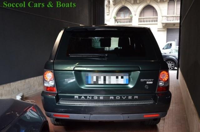 LAND ROVER Range Rover Sport 3.0 SDV6 HSE*TELECAMERA*PDC*HARMAN KARDON Immagine 4