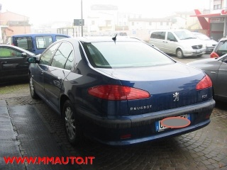 Peugeot 607 usato 2.2 hdi fap titanio