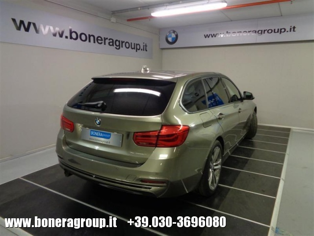 BMW 316 d Touring Sport Immagine 3