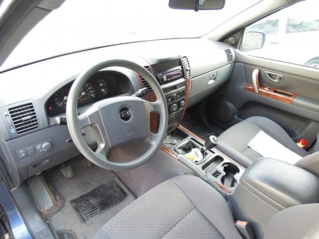 KIA Sorento 2.5 16V CRDI 4WD EX*SOLO X EXPORT/COMMERCIANTI* Immagine 4