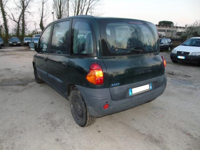 FIAT Multipla 1.6 100 CV IMPIANTO GPL Immagine 3
