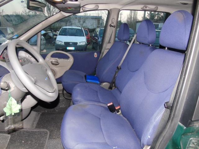 FIAT Multipla 1.6 100 CV IMPIANTO GPL Immagine 4