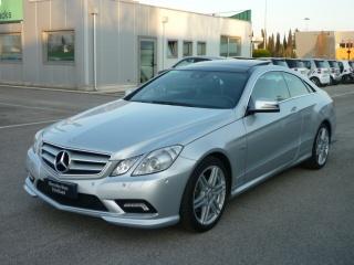Mercedes classe e coupé usato e 350 cdi coup