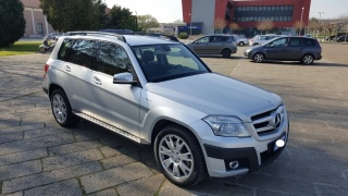 Mercedes classe glk usato glk 220 cdi 2wd blueefficiency chrome