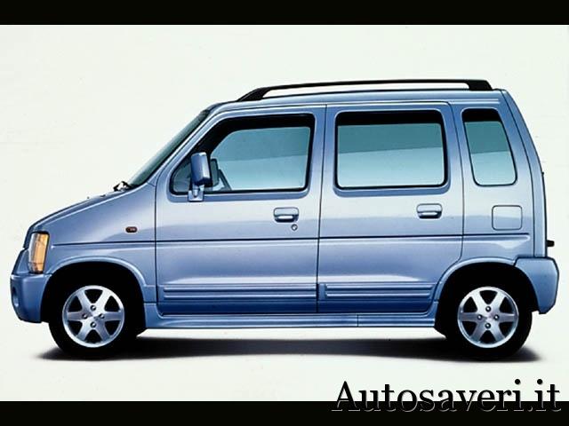 SUZUKI Wagon R+ 1.0i 16V cat Immagine 0