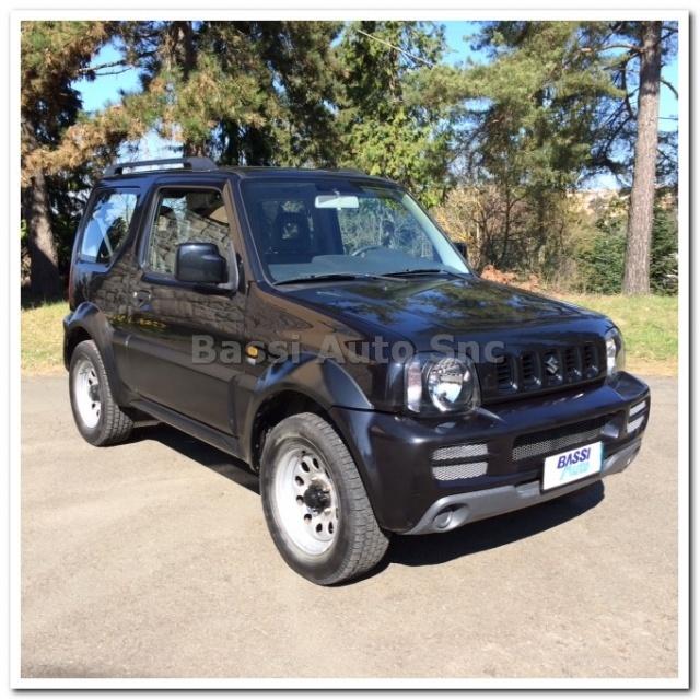 SUZUKI Jimny 1.3i 16V cat 4WD JLX Immagine 2