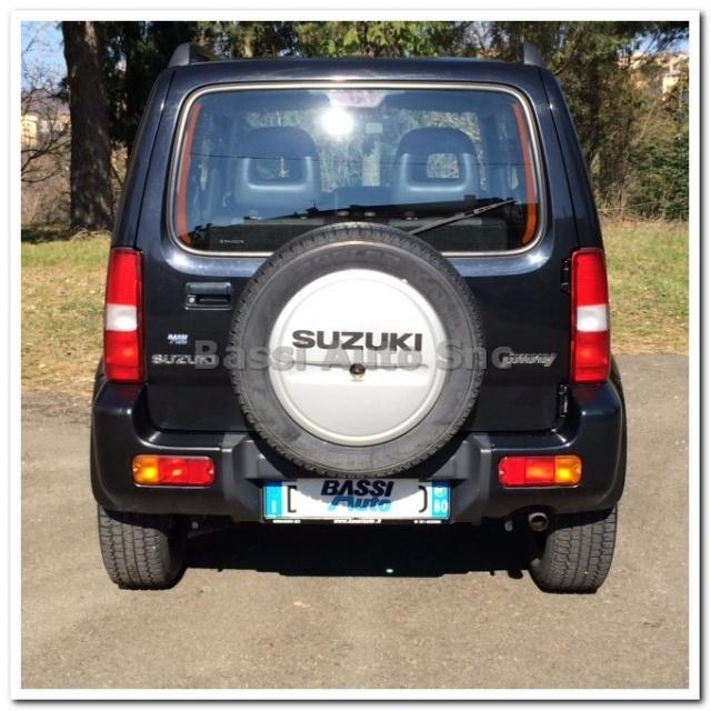 SUZUKI Jimny 1.3i 16V cat 4WD JLX Immagine 3