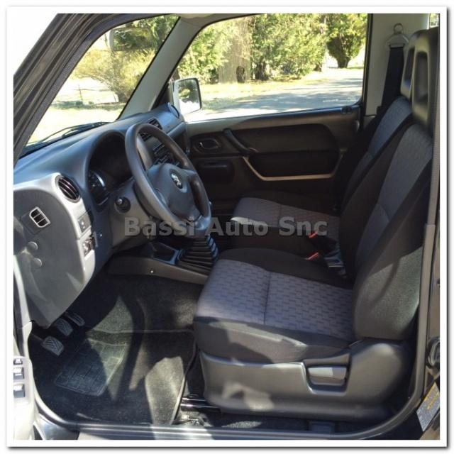 SUZUKI Jimny 1.3i 16V cat 4WD JLX Immagine 4