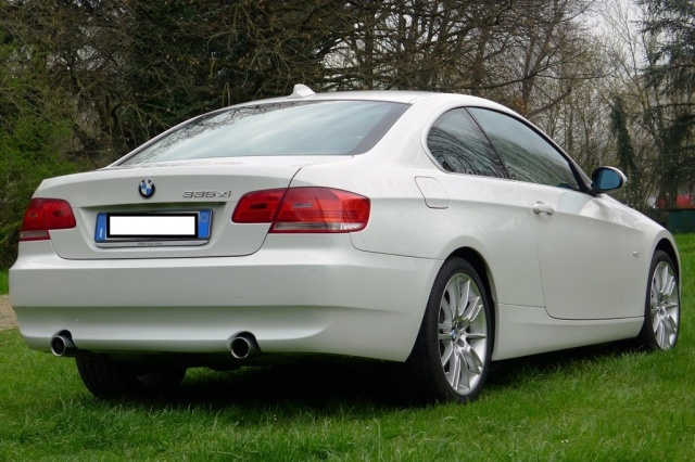 BMW 335 xi cat Coupé Futura Immagine 4