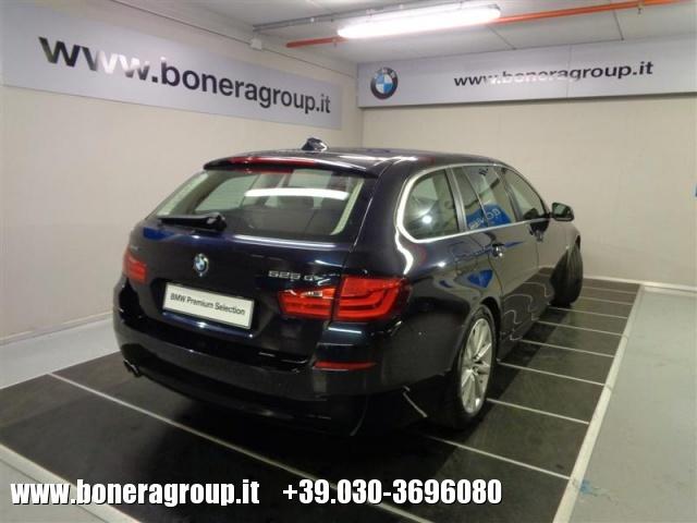 BMW 525 d xDrive Touring Futura Immagine 4