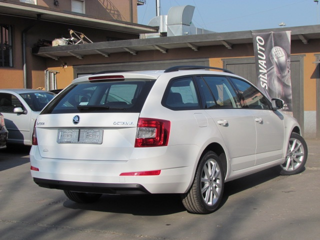 SKODA Octavia Wagon 1.6 TDI DSG Executive 110 CV MY '17 Immagine 1