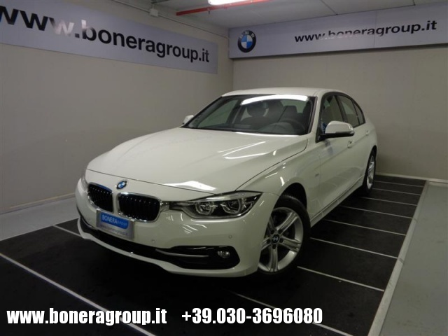 BMW 316 d Sport Immagine 0