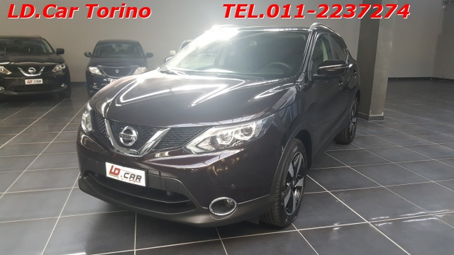 NISSAN Qashqai 1.5 dCi 2WD N-Connect 360 Immagine 0