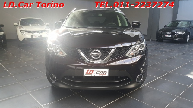 NISSAN Qashqai 1.5 dCi 2WD N-Connect 360 Immagine 1