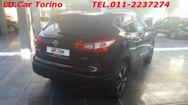 NISSAN Qashqai 1.5 dCi 2WD N-Connect 360 Immagine 2
