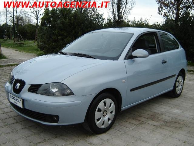 SEAT Ibiza Azzurro metallizzato