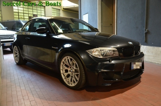 BMW 1er M Coupé 1M Coupè*UNICO PROPRIETARIO*TOTALMENTE TAGLIANDATA Immagine 0