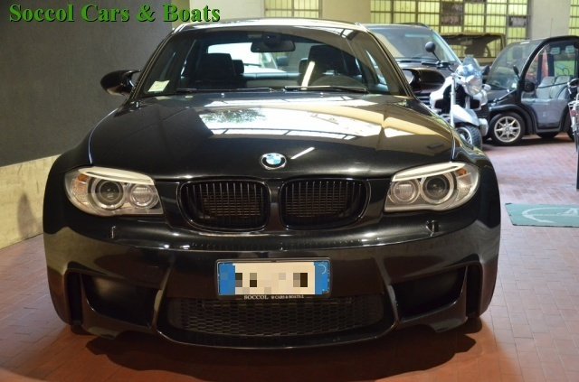 BMW 1er M Coupé 1M Coupè*UNICO PROPRIETARIO*TOTALMENTE TAGLIANDATA Immagine 2