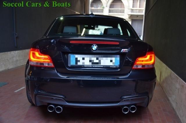 BMW 1er M Coupé 1M Coupè*UNICO PROPRIETARIO*TOTALMENTE TAGLIANDATA Immagine 3