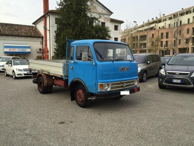 FIAT CAMION  OM 40 CASSONE UNICO PROPRIETARIO Immagine 0