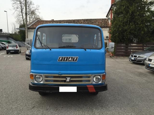 FIAT CAMION  OM 40 CASSONE UNICO PROPRIETARIO Immagine 1
