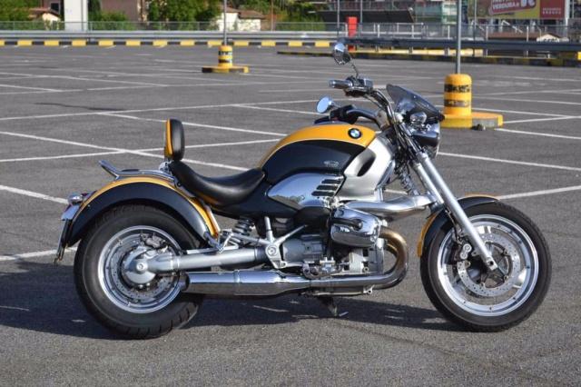 BMW R 1200 C Indipendent 2oo1 Originale Permute Garanzia Immagine 2