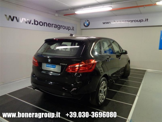 BMW 218 d Active Tourer Immagine 3