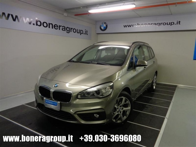 BMW 216 d Gran Tourer Advantage - 7 POSTI Immagine 0